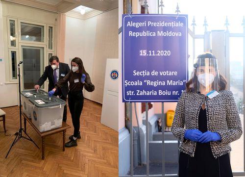 Alegeri pentru Parlamentul României - | AMBASADA ROMÂNIEI în Republica Italiană